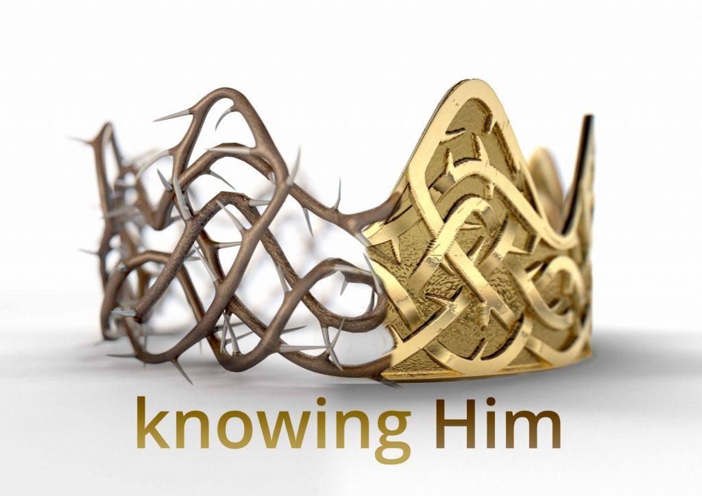Knowing Him Logo