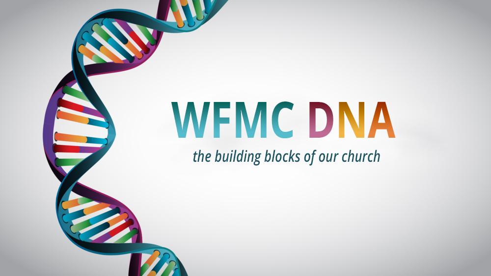 Church DNA Logo