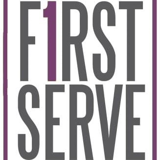 First Serve logo 2